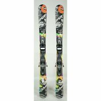 USED Rossignol Sprayer Pro Jr Junior Twin Tip Free Style Skis 105cm 115cm 125cm