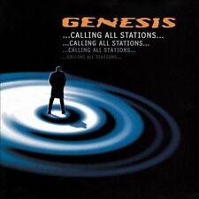 Genesis - Calling All Stations  (UK) (CD, Sep-1997, Atlantic (Label))