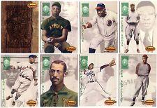 1994 Negro Leagues Sub Set - Ted Williams Card Co