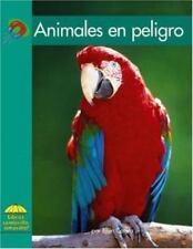 Animales en peligro (Yellow Umbrella Books (Spanish)) (Spanish-ExLibrary