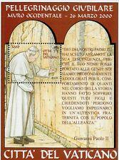 2001 Vatikan Michel Nr. Block 22 postfrisch