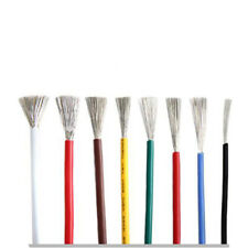 34 Colores En Stock-de 10m 2mm² 12v 25A cable de alambre marino auto automotriz