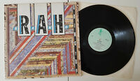 RAH BAND / GOING UP LP OG UK 1983 SYNTH POP/DISCO VINYL RECORD RAH L1 TMT HEWSON