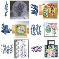 Floal Flowers Metal Cutting Dies Stencils For DIY Scrapbooking Paper Cards Craft