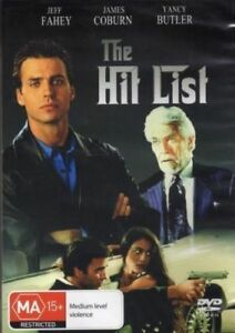 The Hit List DVD New & Sealed