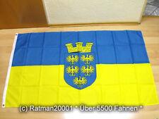 Fahnen Flagge Niederösterreich - 90 x 150 cm