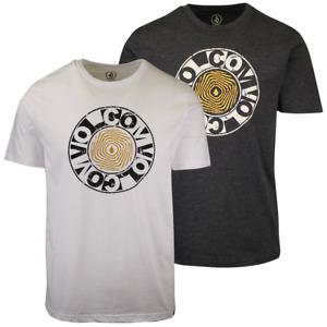 Volcom Men's Vortex Sphere S/S T-Shirt (S34)