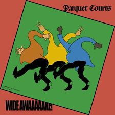 Parquet Courts WIDE AWAKE! +MP3s ROUGH TRADE RECORDS New Sealed Vinyl Record LP
