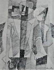 Monique Baroni La plage art abstrait  expressionnisme p 631