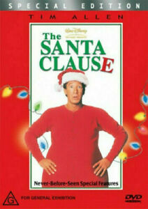 The Santa Clause : Special Edition :  Tim Allen : NEW DVD