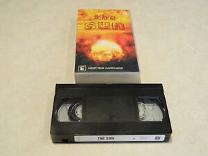 ABC Video: The Sun - Seeing The Light VHS [Documentary]