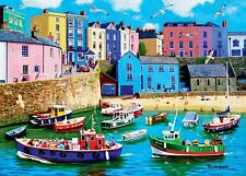 Ravensburger Happy Days - Tenby 1000pc Jigsaw Puzzle 19433