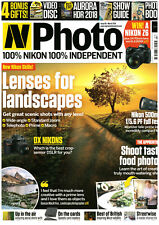 N-PHOTO Magazine #94- February 2019 & Video Disc -  -100% NIKON 100% Independent