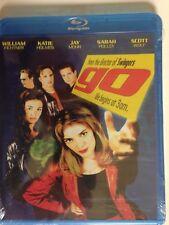 Go (Blu-ray Disc, 2009)(NEW) Sarah Polley, Katie Holmes, Taye Diggs, OOP