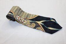 KR3387 Juka  Krawatte  Mehrfarbig gemustert