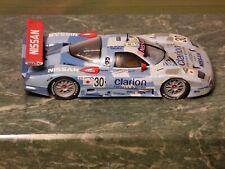 Onyx 1/43 Scale XLM99001 Nissan R390 GT1 Le Mans 1998 #30 Limited Ed.