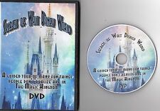 Secrets of Walt Disney World 2015 (The DVD)