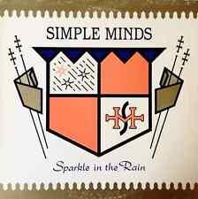 SIMPLE MINDS - Sparkle In The Rain (LP) (EX-/VG)