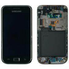 Samsung Galaxy S GT-i9000 Display LCD Touchscreen Scheibe Glas schwarz Rahmen