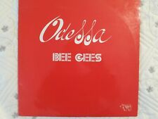 Vinyl, double 33 tours, Bee Gees, Odessa