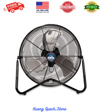 B-Air Firtana-20X High Velocity Floor Fan Electric Industrial Shop-Home Fan, 20