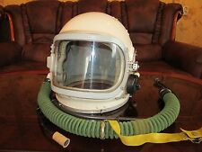 AIR FORCE USSR Russian AVIATOR PILOT GSH-6  High Altitude Pressure Helmet