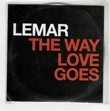 (FU734) Lemar, The Way Love Goes - 2010 DJ CD