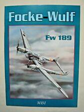 Focke-Wulf Fw 189   (MBI)