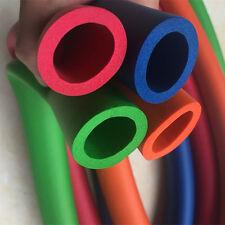 100cm /39.37in Sponge Foam Rubber Pipe Piping Tube Handlebars Insulation Thermal
