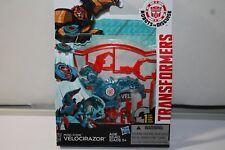 Transformers -Robots in Disguise Mini-Con Velocirazor  Action Figure MINT NEW