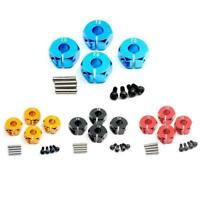 1:10 RC Car Tire Parts Alloy 7.0 Wheel Hex 12mm Drive HPI HSP For Tamiya 4P P1J3