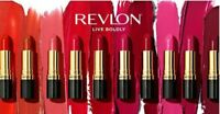 REVLON Super Lustrous Lipstick MATTE CREME PEARL Makeup - CHOOSE YOUR COLOR!