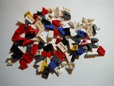 LEGO BULK LOT OF 86 SLOPE 45 2X1 2/3 CUTOUT MIXED COLORS #92946