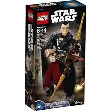 "New* Lego StarWars 75524 ""Chirrut Imwe"" Building Figure Toy Lot# EB46"