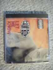Sealed New,Cam Ron, Let Me New, (Rare) New Still Sealed Cd
