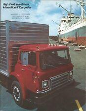 Truck Brochure - International - Cargostar - c1977 (TB925)