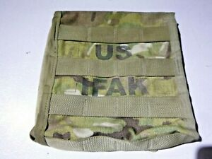 US Military Sekri OCP Multicam Molle IFAK II Individual First Aid Kit Pouch