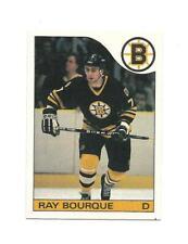 1985-86 OPC:#40 Ray Bourque,Bruins