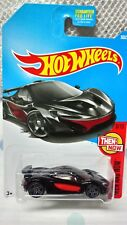 1/64 Hot Wheels McLaren PI Black