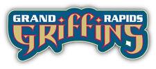 Grand Rapids Griffins Hockey Logo Car Bumper Sticker Decal - 9'', 12'' or 14''
