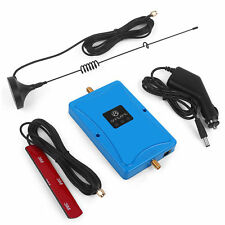 900/1800MHz 2G/3G/4G 45dB Signal Booster for Car Truck RV Boat Use with Antenna