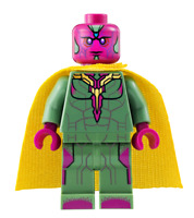 LEGO® Superheroes™  The Vision - from Age of Ultron - 76032