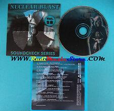 CD Nuclear Blast Soundcheck Series Vol. 28 COMPILATION CARDSLEEVE no mc(C34)