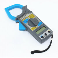 New Digital Clamp Tape Multimeter Buzzer Portable LCD AC/DC Current Test Meter