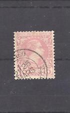 MONACO --- Timbre --- 15 c. rose Charles III