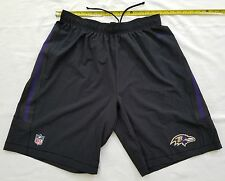 Baltimore Ravens Locker Room/Team Issued Nike OnField Practice Short - XL