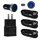 For Google Pixel 5 4a 4 3a 3 6 XL Fast Charger Car Wall Plug Type C USB-C Cable