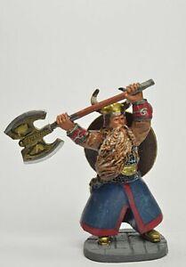 Soldier Del Prado Resin Dwarf figure 50mm