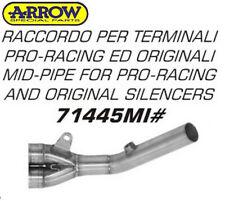 Raccord silencieux Pro-Racing/OEM collecteur Arrow Suzuki GSR 750 11-16 ARROW
