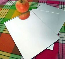 Shatterproof Acrylic Safety Mirror Rectangle Shape 3 mm Customized Option Avail